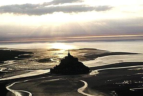 Mont saint michel, cancale, st ...