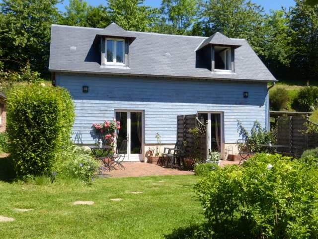 les petits matins bleus les pommiers g te rural sainte marguerite de viette calvados 14. Black Bedroom Furniture Sets. Home Design Ideas