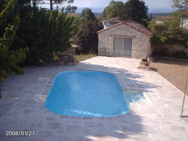 Les cigales gites et studios avec piscine en ardeche - Ardeche gites avec piscine ...